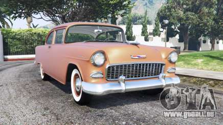 Chevrolet 150 1955 v1.2 [add-on] für GTA 5