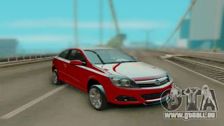 Opel Astra Red pour GTA San Andreas