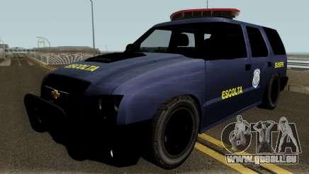 Chevrolet Blazer da SUSEPE für GTA San Andreas