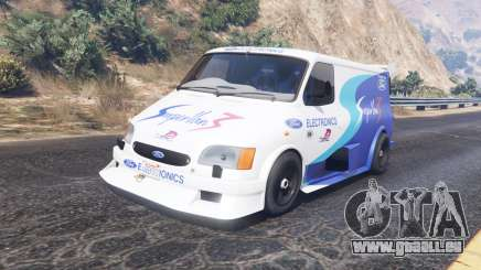 Ford Transit Supervan 3 2004 [add-on] für GTA 5