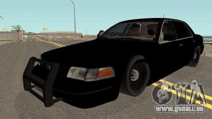 Ford Crown Victoria Police Interceptor pour GTA San Andreas