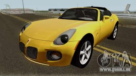 Pontiac Solstice GXP Coupe 2.0l 2009 für GTA San Andreas