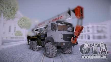 Ural M Kran Uralspetstrans für GTA San Andreas
