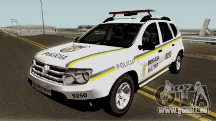 Renault Duster Policia pour GTA San Andreas