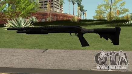 MOSSBERG-590 (T.W.D.) Shane für GTA San Andreas