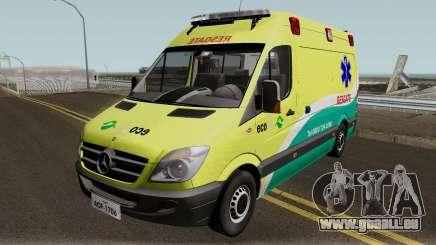 Mercedes-Benz Sprinter EcoSul pour GTA San Andreas