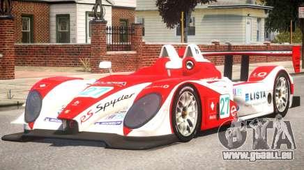 Porsche RS Spyder PJ3 für GTA 4
