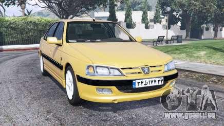 Peugeot Pars ELX 1999 [replace] für GTA 5