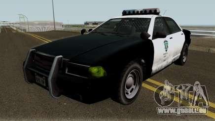 Police Stanier R.P.D. GTA V pour GTA San Andreas