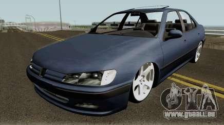 Peugeot 406 1999 pour GTA San Andreas