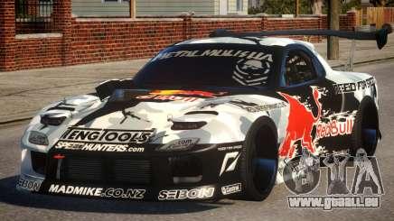 Mad Mike RX-7 PJ1 pour GTA 4