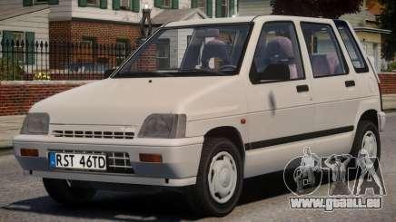 98 Daewoo Tico SX pour GTA 4