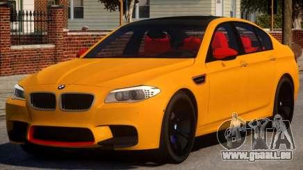 BMW M5 F10 Aige-edit V1.2 für GTA 4