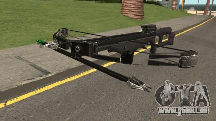 The Walking Dead Daryl Dixon Crossbow Ballesta 2 pour GTA San Andreas