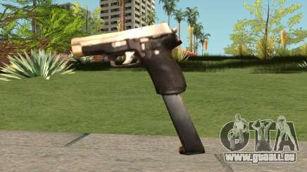 SIG Sauer P226 - With Extended Magazine pour GTA San Andreas