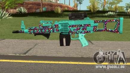 Gunrunning Combat MG MK.II GTA V für GTA San Andreas