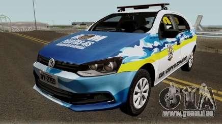 Volkswagen Voyage GCM Pelotas: GAR für GTA San Andreas
