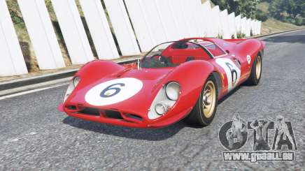 Ferrari 330 P4 1967 [add-on] pour GTA 5
