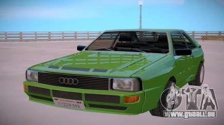 Audi Sport Quattro B2 Typ 85Q 83 für GTA San Andreas