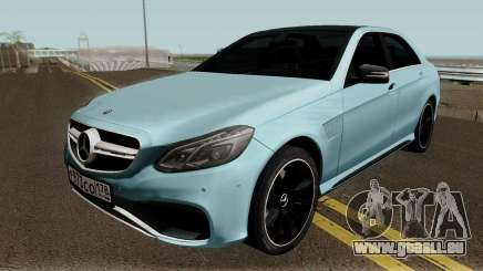 Mercedes-Benz E63 für GTA San Andreas