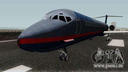 McDonnell Douglas MD-80 Aeromexico Old pour GTA San Andreas