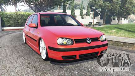 Volkswagen Golf (Typ 1J) 1997 [replace] pour GTA 5