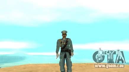 Mexican General für GTA San Andreas