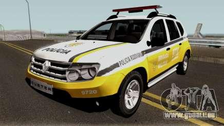 Renault Duster 2014 Brigada Militar für GTA San Andreas