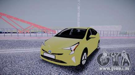 Toyota Prius Hatchback pour GTA San Andreas