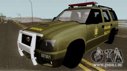 Chevrolet Blazer Police für GTA San Andreas