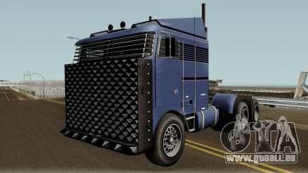 Jobuilt Hauler Custom GTA V pour GTA San Andreas