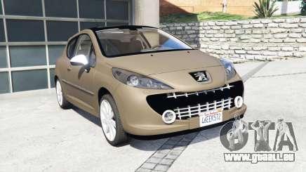 Peugeot 207 RC 2007 [add-on] für GTA 5