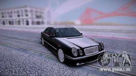 Mercedes-Benz E 55 AMG für GTA San Andreas