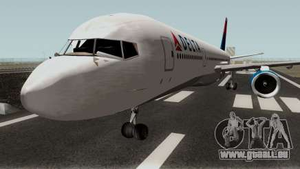 Boeing 757-200 Delta Airlines pour GTA San Andreas