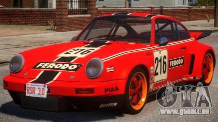 1974 Porsche 911 PJ3 für GTA 4