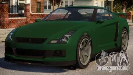 Annis Elegy RH8 für GTA 4