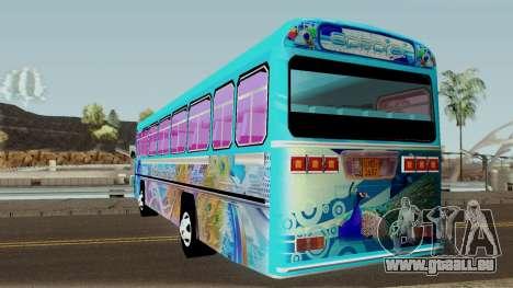 Monara Patikki für GTA San Andreas zurück linke Ansicht