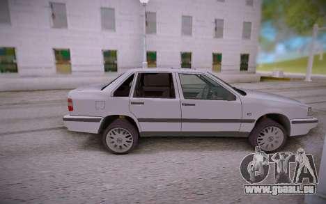 Volvo 850 für GTA San Andreas linke Ansicht