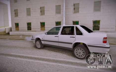 Volvo 850 für GTA San Andreas rechten Ansicht