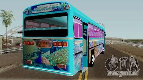 Monara Patikki für GTA San Andreas rechten Ansicht