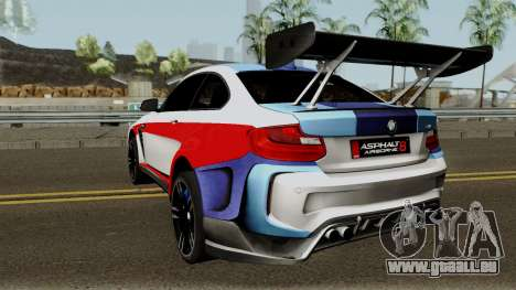 BMW M2 Special Edition From Asphalt 8: Airbone pour GTA San Andreas