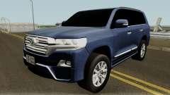 Toyota Land Cruiser VXR 2017 pour GTA San Andreas