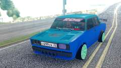 VAZ 2105 Mad pour GTA San Andreas