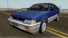 Honda CRX (84-87) für GTA San Andreas