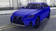 Lexus IS-F 2018 pour GTA San Andreas