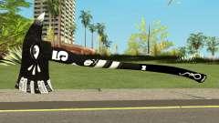 Hatchet Mod GTA V pour GTA San Andreas
