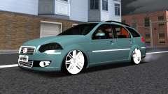 Fiat Palio Weekend pour GTA San Andreas