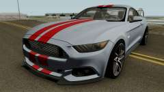 Ford Mustang GT 2014 für GTA San Andreas