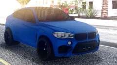 BMW X6M Sport pour GTA San Andreas