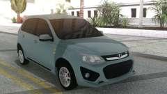 Lada Kalina Sport Grey für GTA San Andreas